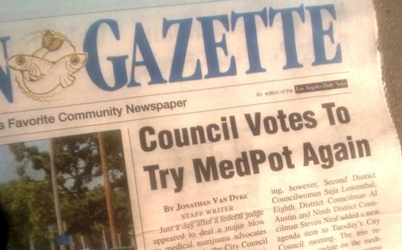 Gazette Front Page Photo 9-12-13