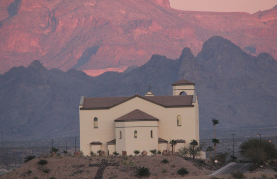 Catholic Church in Bullhead City 2 Edited
